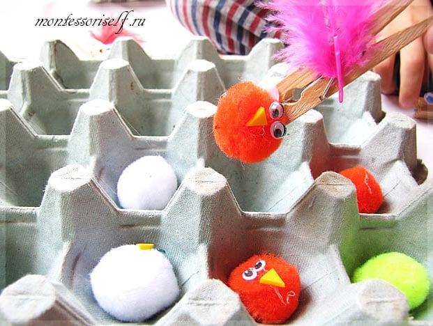 Развивающие игры детям 2