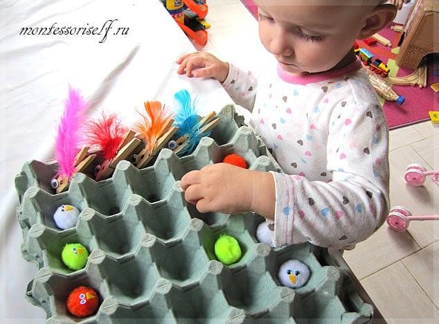 Развивающие игры детям 9