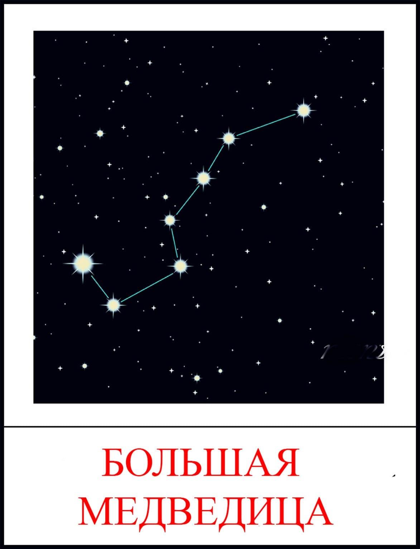 созвездия в картинках для детей