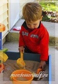 Песочница своими руками 2
