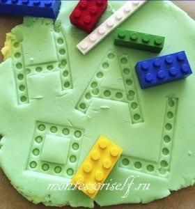 Игры с Лего 1