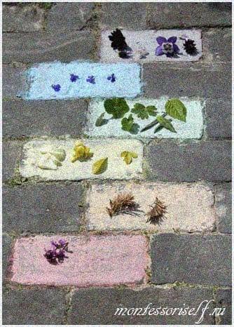 Сортируем по цветам