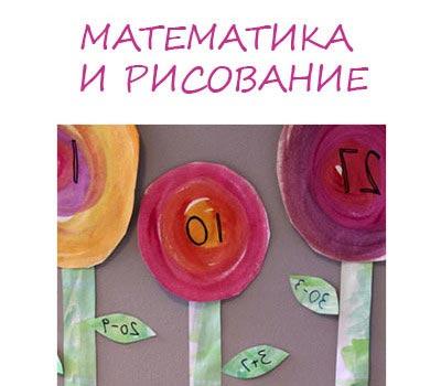 математика и рисование