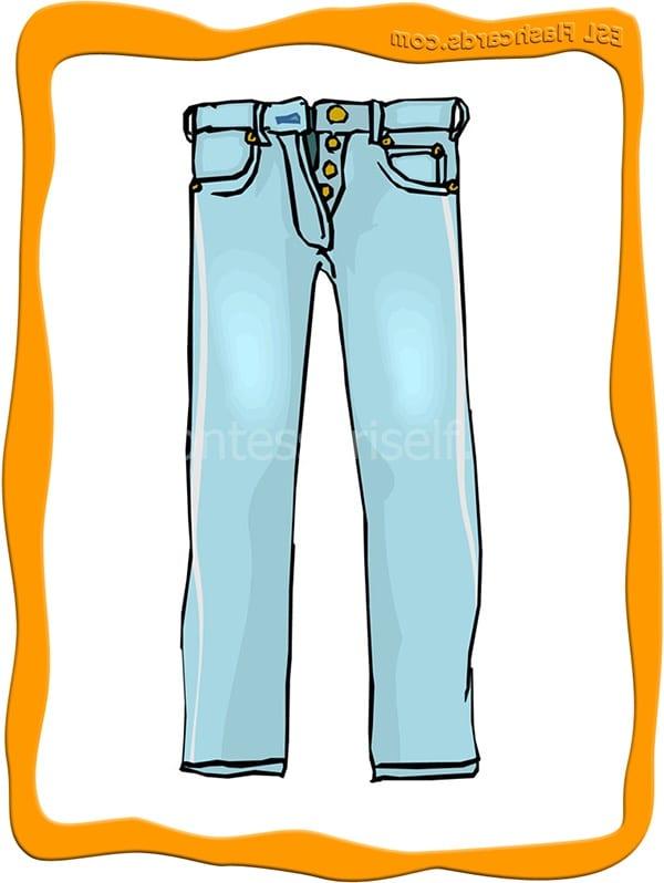 """Картинка """"джинсы"""""""
