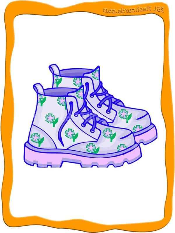 """Картинка """"ботинки"""""""