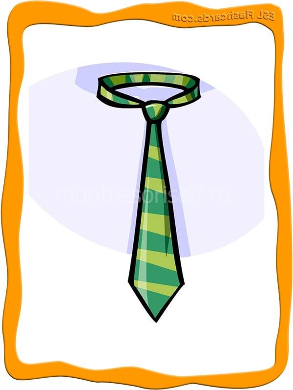 """Картинка """"галстук"""""""