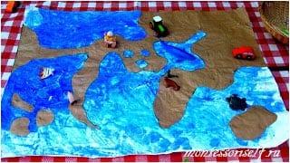География Земли для детей