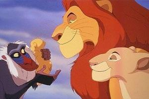 Король лев картинка для детей