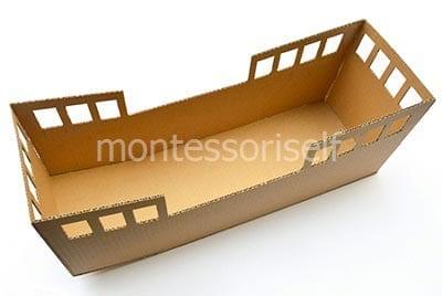 Основа корабля