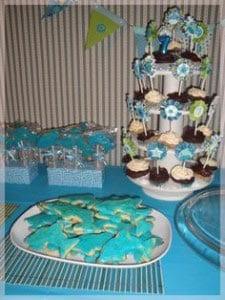 праздик для детей на тему дельфин