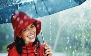 дождь фотография 3