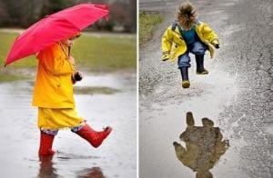 дождь фотография 9
