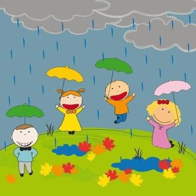 Дождь картинка 3