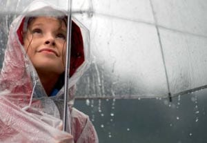 дождь фотография 1