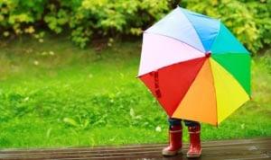 дождь фотография 2