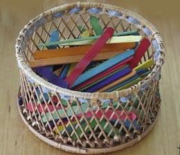 Цветные палочки