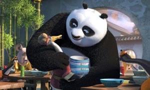 Панда картинка для детей 4