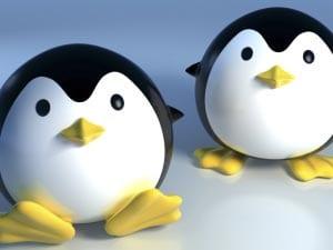пингвины картинка 2