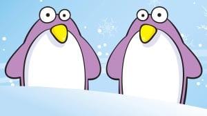 пингвины картинка 3