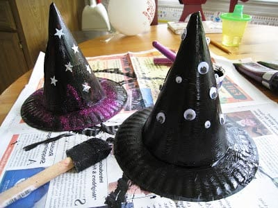 Шляпы волшебника своими руками