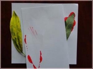 Осенний рисунок в детский сад 3