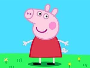 рисунок свинья 1