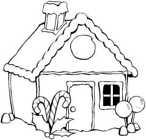 Сладкий домик