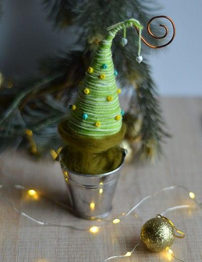 Топиарий елочка в подарок на Новый Год