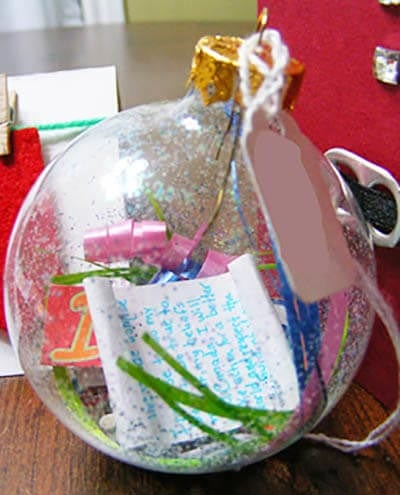 Как оформить подарок своими руками на новый