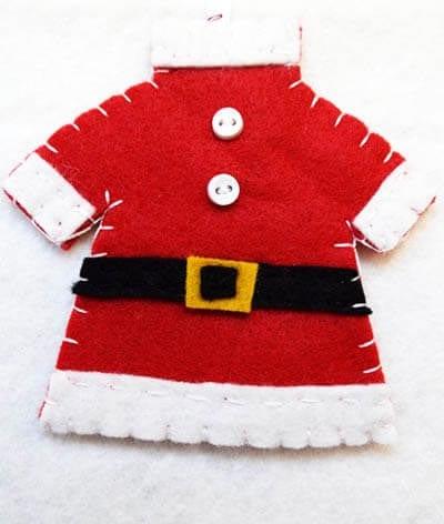 Одежда Санта Клауса