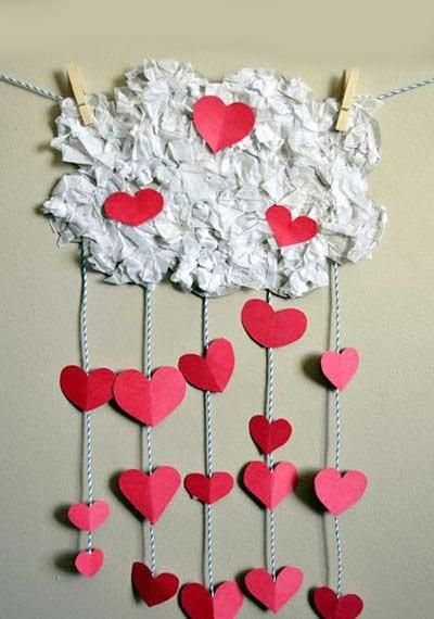 Поздравление со днем Святого Валентина для детей