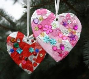 Сердечко своими руками в подарок 5