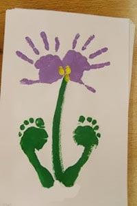Цветок на память о детстве