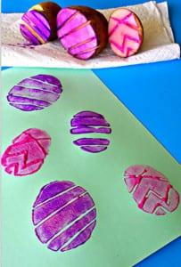 Рисуем яички и получаем удовольствие