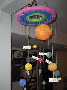 """Модуль """"Солнечная система"""""""