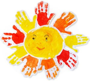 Солнышко на 1 апреля