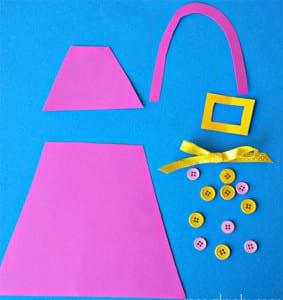 Заготовки для сумочки