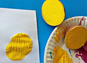 Печатаем картошкой