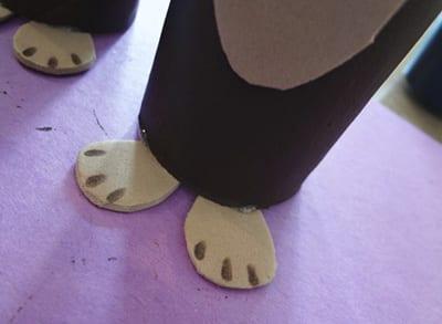 Ножки обезьяны