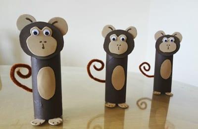 Наши обезьянки
