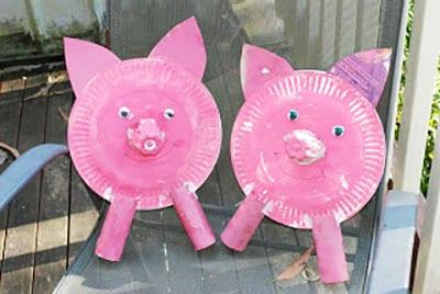 Свинки готовы!