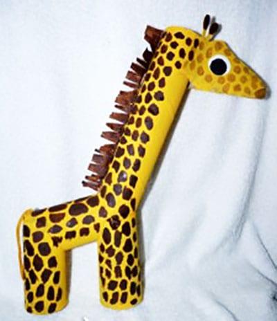Жираф готов
