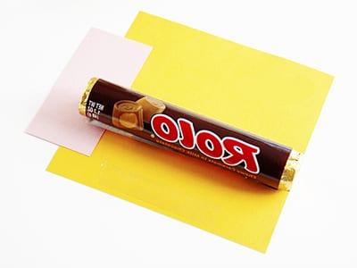 Оборачиваем конфеты