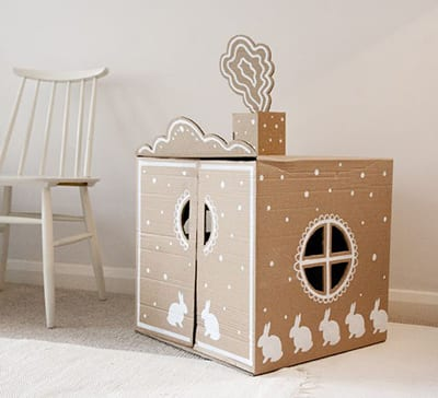 Мебель своими руками из картонной коробки фото 316
