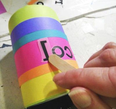 Как украсить стакан под карандаши? 5
