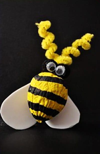 Пчелка с крылышками