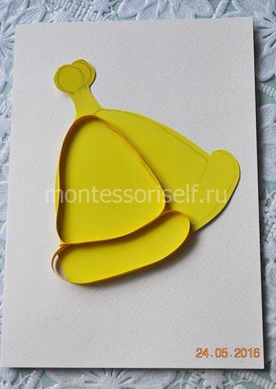 Желтые колокольчики