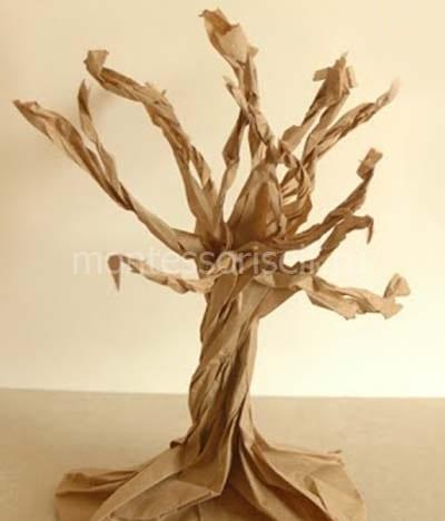 Дерево с ветками