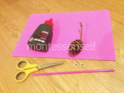 Материалы для изготовления мышки