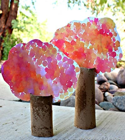 Осенние поделки в детский сад 2